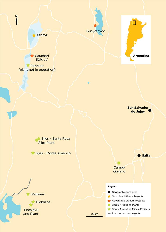 Olaroz Map
